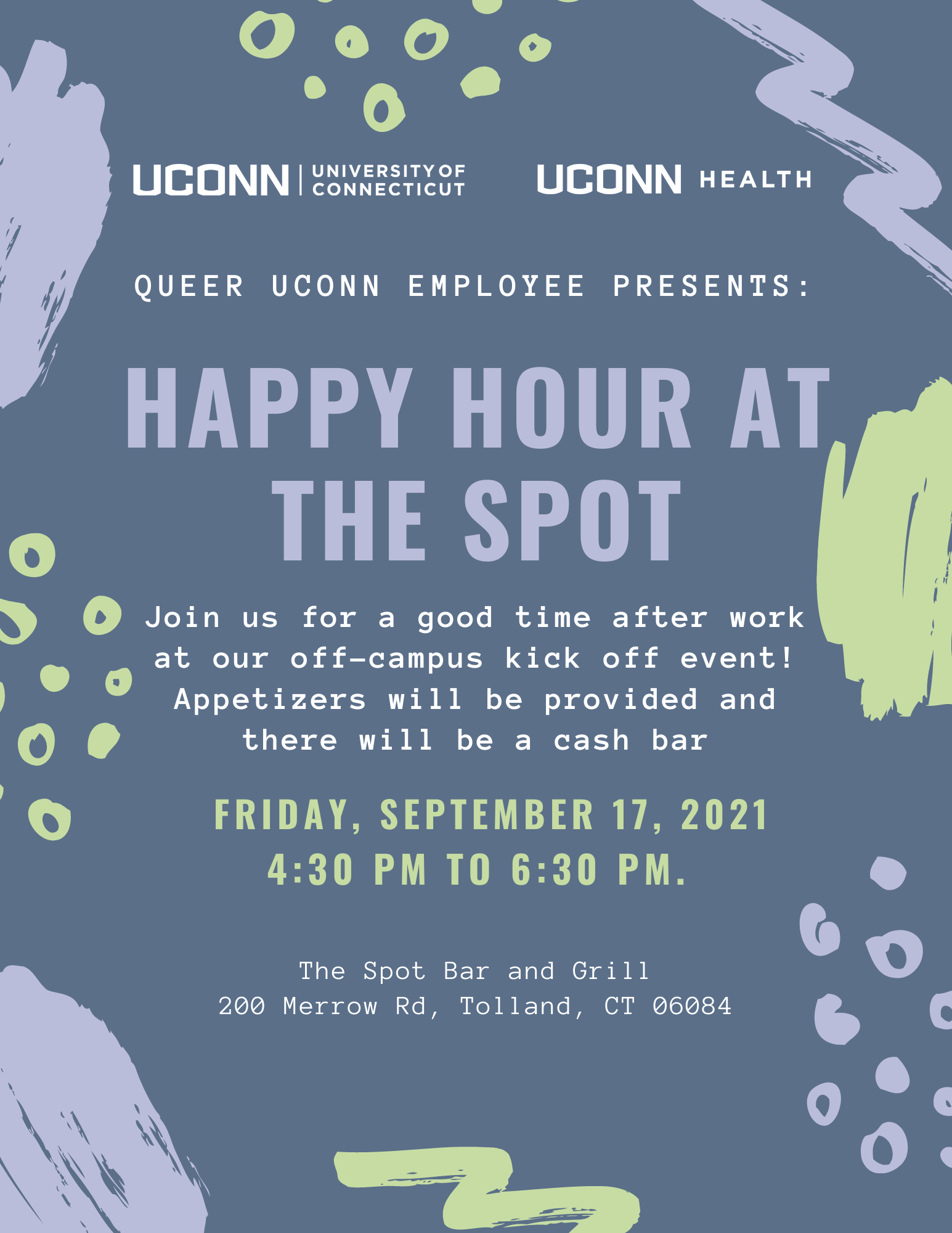 Image button to PDF flyer for September 17, 2021 In-person happy hour